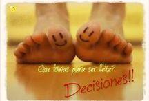 Buenos dias / Cada día es una nueva oportunidad, que tenemos que aprovechar, así que, empecemos sonriendo!