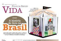 Exposição 25 anos da Editora Unesp - Campus de Araçatuba
