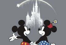 ✿ DISNEY Forever / Mr.Walt Disney, Fan art, Mickey and friends, Disneyland, Princesas, Villanos y demás... / by Anika Sparrow