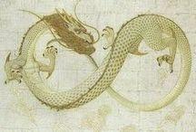 Dragon : Eastern / by Albus Weka