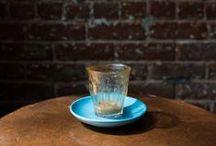 Coffee & Tea Time / Coffee and tea from around the world.