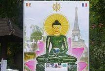 Jade Buddha for Universal Peace - Bouddha en Jade pour la Paix Universelle