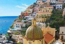 Positano / Capri / Amalfi Coast