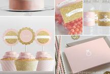Monique's bridal shower ideas / by Sonia Castillo