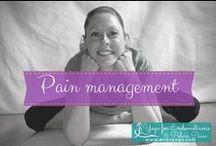 Pain management / Natural pain management techniques.