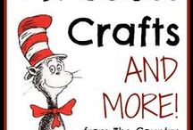 Dr. Seuss / March Second we will celebrate Dr. Seuss and all he has done with words :)