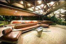 Awesome Dream Home / Midcentury modern/sexy ski lodge/stoner retreat / by Angela Santaguida