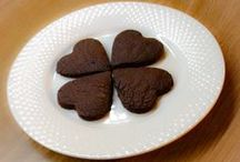 My Cookies / sweet for a brack or for breckfast, when you have a small moment for you with a cup of tea.