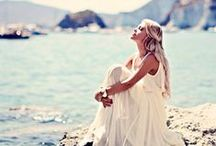 Relax! / Crystal water ♥ Sun & Sand ♥ Good Book ♥ Glass of Wine ♥  And Love! Lots of Love!