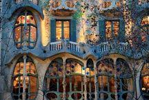 Guiding through... Spain / Fotos de lugares y Tips para organizar un viaje a España