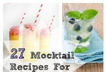 Mocktail Recipes / Be sure to stop by your favorite bar in #SWFL, The Center Bar in Bonita Springs Florida! thecenterbar.com