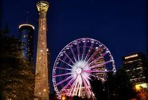Ferris Wheels / Ferris wheels from around the world and in art