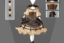 Dresses and outfit ideas