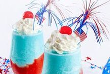 4th of July Refreshments / Be sure to stop by your favorite bar in #SWFL, The Center Bar in Bonita Springs Florida! thecenterbar.com