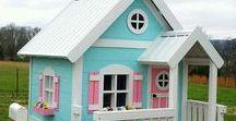 Dům a bydlení - dětské domečky / Dětské domečky a hřiště