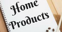 Home Products / These are products for the home that look like they would come in handy.