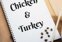 Food--Chicken/Turkey / Recipes for chicken and turkey