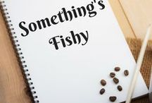 Food--Something's fishy! / Wonderful recipes for fish