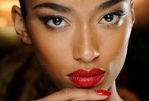 Pretty models / Beauty shots