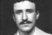 CHARLES  RENNIE  MACKINTOSH / (1868—1928) was a Scottish architect, designer, water colourist and artist. He was a designer in the Arts and Crafts movement and also the main representative of Art Nouveau in the United Kingdom. He had considerable influence on European design.