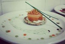 Portfolio Gastronomique / Images de mes propres créations ainsi que des exécutions de recettes populaires.