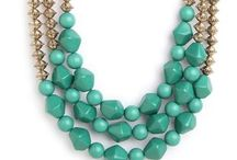 Jewelry--Necklace  / by Belle Koo