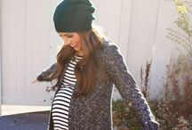 Mama to be! / Style inspiration and more ...