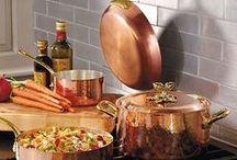 Il rame a tavola / Lo sapevi? Il rame è un oligoelemento naturalmente presente nei cibi, è necessario per la nostra salute e serve per la produzione e la preparazione di molti alimenti e bevande.