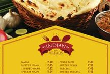 INDIAN BREADS  / Taste of Real Indian Breads