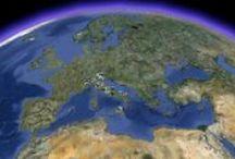 """Google Earth: il tour """"copperconcept in Italia"""" / Con il tour """"Copperconcept in Italia"""" puoi ammirare in maniera nuova tetti, facciate e coperture in rame di edifici italiani descritti su www.copperconcept.org"""