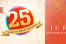 25th Anniversary Celebrations!!! / 25th Anniversary Celebrations!!!