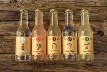 Three Cents Premium Beverages / Three Cents Premium Beverages #grapefruitsoda #gingerbeer #tonic # soda #lemontonic