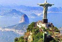 Rio de Janeiro / I am going to go here !  I AM !!