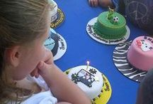 Kakes 4 Kids Foundation / We are blessed with the opportunity to bring smiles to the faces of so many children living in group foster homes.  For a myriad of reasons, including abuse and neglect these children are growing up without their parents.   Through K4K Florida we aim to bring joy to their lives with personalized birthday cakes, gifts and birthday celebrations just like the one's we organize for our own kids.