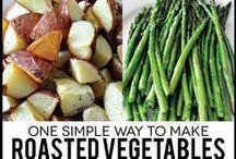 Scrumptious Vegies !! / Delicious, colourful, healthy vegetable ideas