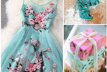 Pretty Girlie Stuff / All things pretty and lovely