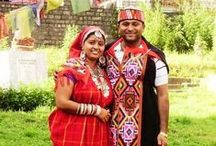 Traditional clothes / Traditional clothes around the world