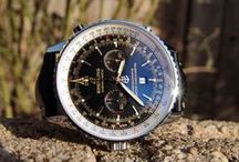 Stunning Breitling Watches / Showcasing stunning watches from the Breitling range