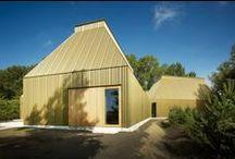 """""""Copper in Architecture"""" 2015 / Concorso 2015: il primo premio è stato assegnato alla Nuova sede TrollBeads. Guarda qui e su copperconcept.org tutti i progetti finalisti"""