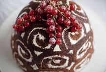 Christmas Dining / Great recipes for Christmas time and table decoration ideas