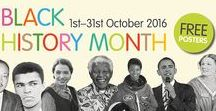 Black History Month / Celebrate diversityand get inspired with Black History Month.  Black History Month has been celebrated every October in the UK for over 30 years. This celebration of diversitygives us the perfect opportunity to learn about civil rights, equality and the lives of some of history's most inspirational figures.