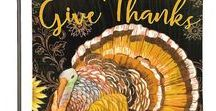 Thanksgiving / Thanksgiving ideas, recipes, decor