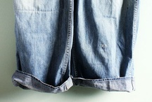 Jeans Inspiratie / Schoolwerk