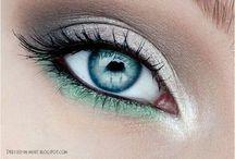 Make your eyes pretty!