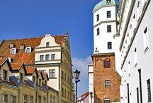 Szczecin - my city