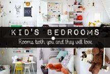Kids rooms / by Daria Miller