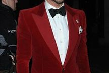 Men of the red carpet / Looks and style from the red carpet