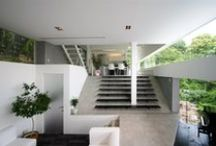 Home Inspiration / Inspiring modern and artistic homes.