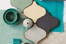 Craft • Artisanal • Materials / #verre #verrières #metal #carrelage #carreaux de ciment #briques #mosaiques #tiles #artisanat d'art, #metiers d'art, #materiaux