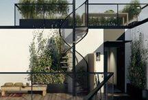 Architecture / #architectures et structures inspirantes